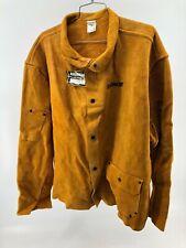 Radnor 30 Heavyweight Cowhide Side Split Leather Jacket Medium