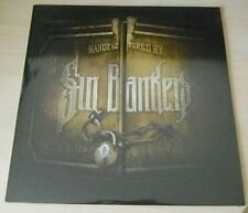 LP 33 T. SIN BANKERS Private French Rock Blues NEW SCELLE 2014 Gatefold