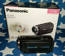 Panasonic HC-V180 Camcorder. Full HD.9Ox zoom.Boxed. Excellent.iMovie compatible