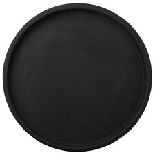 Back to stock Handmade Round Concrete Tray D30CM Black or White (2 options)
