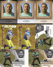 CALEB WILSON 2019 SAGE Premier Draft (8) lot base + gold + silver insert UCLA