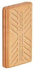 Festool 493297 Domino Tenon, Beech Wood, 6 x 20 x 40mm, 1140-Pack