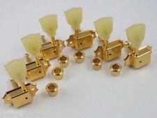 Accessori Kluson per chitarre e bassi oro