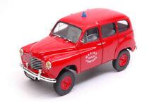 Renault Colorale 4x4 1953 Pompiers 1 50 Model Solido