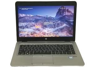 HP EliteBook 840 G4 14'' i5-7300U 2.6GHz 8GB 256GB SSD Webcam Backlit FHD