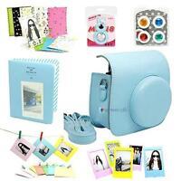 For Fujifilm Instax Mini8 Instant Camera Accessory Bundle Album Len Frame Bag UP