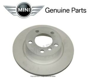 For Mini Cooper R60 Countryman R61 Paceman Rear Left or Right Brake Disc Rotor