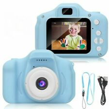 Kids Camera Digital Video Camera Recorder 1080P, 2.0 inch Age 3-8, Blue