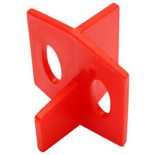 50pcs 2mm Tile Leveling System 3 Side Tile Spacer Cross And T Wall Floor D2 W3O5