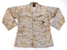 USMC US Marine Military Desert Marpat Blouse Shirt MCCUU Camo M Medium Regular