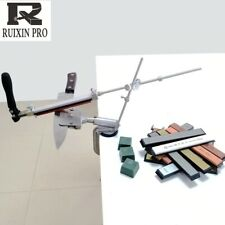 Pro Knife Sharpener New RUIXIN Professional System Tool Ceramic With 360 Degree