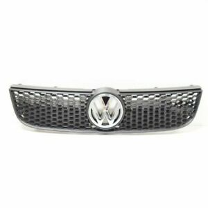 NEW OEM Volkswagen Polo 6N GTI Front Bumper Center Upper Grille 6N0853651K01C