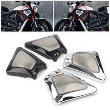 Pair Airbox Frame Neck Side Cover Guard For Harley Davidson V-Rod Special VRSCDX