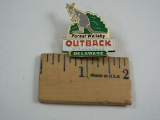 OUTBACK STEAKHOUSE PIN FOREST WALLABY DELAWARE