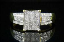 Anillos de joyería con diamantes de compromiso diamante