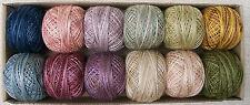 Valdani Perle Cotton size 12, Carried Away
