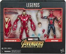Marvel Legends Iron Man Mk 50 Iron Spider 2-pack New Sealed