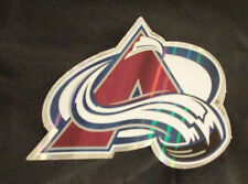 NHL Colorado Avalanche 1999/00-Now Team Logo in Full Color & Shape Sticker #8