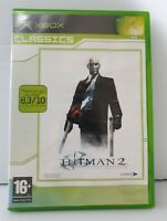 Xbox Hitman 2: Silent Assassin Inc Manual