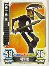 Jar Jar Binks #026 - Force coronó serie 3