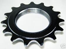 "JOYTECH 18T x 3/32"" SILVER Cog Fixed Gear Track Bike 18 Tooth English Thread"
