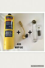Super Profire USA Blow Torch  2 x Map + Gas Ignitor & Spare Flints value bundle