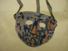 WW2 German  Elite  Oak Camo Mask Reproduction