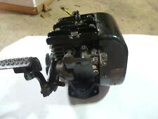 Briggs Stratton Model Wmb Engine-Hit Miss-Compression And Spark Kick Start