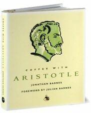 Coffee With Aristotle - Jonathan Barnes philosophy book Text Christmas Gift Idea