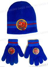 Accessori berretto blu acrilico per bambini dai 2 ai 16 anni