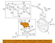 585112W400 Hyundai Reservoirmaster cylinder 585112W400