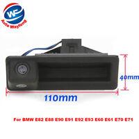 Car Rear View Reversing Camera For BMW E82 E88 E90 E91 E92 E93 E60 E61 E70 E71