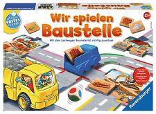 Ravensburger 24726 - Nosotros Juegos construcción,jugando Primer aprendizaje,/