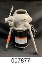 RIDGID 58920 K 50 Sectional Drain Cleaner Plumber Drain Snake Machine ONLY