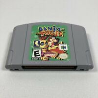 Banjo Tooie Nintendo 64 N64 Original Authentic Tested Cartridge Only