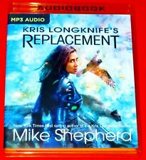 Mike Shepherd Kris Longknife'S Replacement Unabridged Mp3-Cd Nmc Admiral Santiag