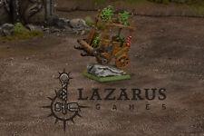 Warhammer Fantasy Orcs Goblins Destruction Gitmob Grots - Snotling Pump Wagon