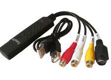 EasyCap DC60 USB 2.0 Audio Video Capture Card Adapter Converter for Win 7 8 10
