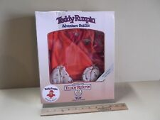 Teddy Ruxpin Adventure Outfits Worlds of Wonder Sleeping Outfit 1985