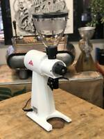 MAHLKONIG EK43 MATTE WHITE DELI STYLE ESPRESSO COFFEE GRINDER CAFE BEANS ROASTER