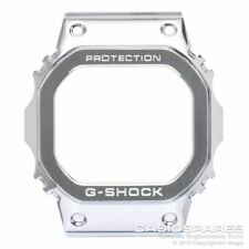 Casio Watch Bezel G-Shock Full Metal GMW-B5000-1 GMW-B5000D-1 Steel Cover Shell