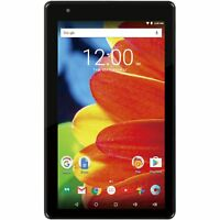 """RCA Voyager 7"""" 16GB Tablet Google Quad-Core Android Touchscreen CHARCOAL BLACK"""