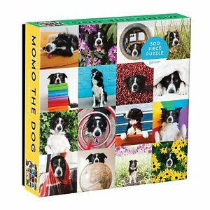 Galison Momo The Dog 500pc Jigsaw Puzzle