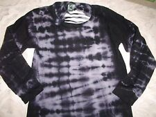 NWOT ZINNIAS SHIRT TOP SIZE 8 YEARS TIE DYE BLUE PURPLE OPEN BACK BOUTIQUE BTS