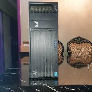 HP Z440 12 Core E5-2680v3 @2.5Ghz 32GB RAM 512GB SSD K4200 Win10 WiFi
