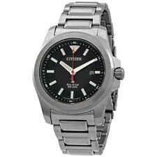Citizen Promaster Tough Black Dial Stainless Steel Men's Watch BN0211-50E