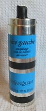 Rare Vintage Yves Saint Laurent, Rive Gauche Perfume Old Formula 100 ml Unused