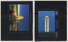ICELAND Sc. 1282-3 Lighthouses 2012 MNH