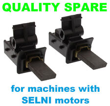 Fagor Washing machine carbon brushes with SELNI Motors eq.C00041078