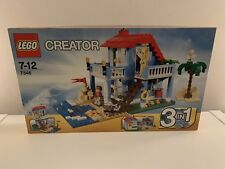 Lego 7346 Creator 3in1 Set Seaside House